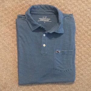 Men's Vineyard Vines short sleeve polo